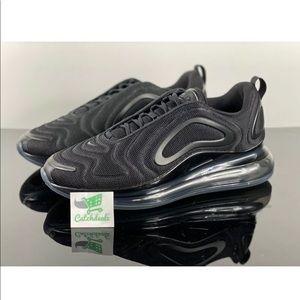 Nike Air Max 720 Triple Black Anthracite AO2924007